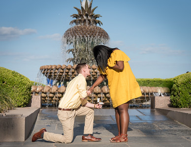 Jordan & Kristen, Proposal!