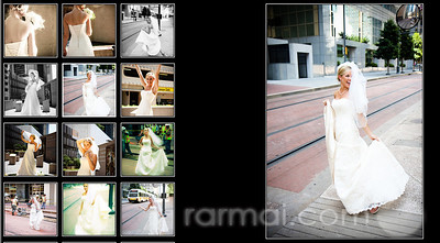 I was able to capture these while being an assistant to the photographer. :)
