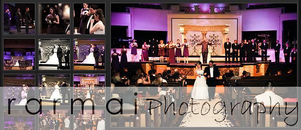 Leighann's wedding!