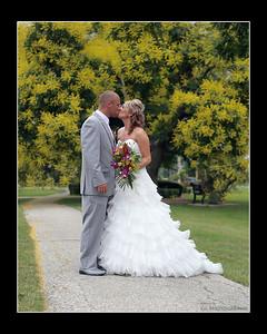 Corey and Haleigh Wedding