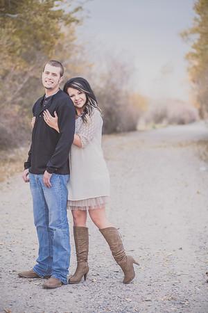 Tyler Shearer Photography Brett & Paige Rexburg Idaho Engagement -7055