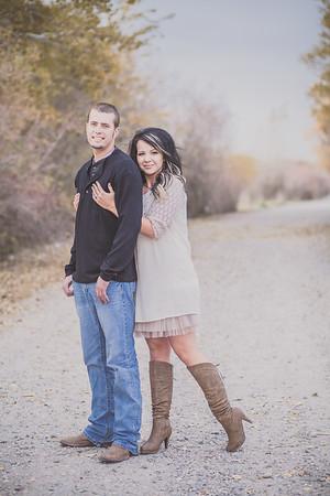 Tyler Shearer Photography Brett & Paige Rexburg Idaho Engagement -7059