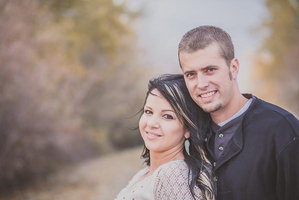 Tyler Shearer Photography Brett & Paige Rexburg Idaho Engagement -7060