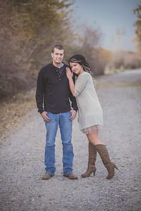 Tyler Shearer Photography Brett & Paige Rexburg Idaho Engagement -7049
