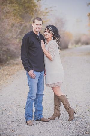 Tyler Shearer Photography Brett & Paige Rexburg Idaho Engagement -7053