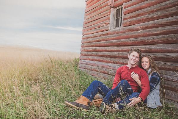 Tyler Shearer Photography Rexburg Idaho Engagement Sam & Kaitlyn-3384