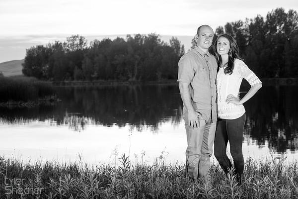 Tyler Shearer Photography Rhett and Shannon Engagement Rexburg Idaho  -2-3