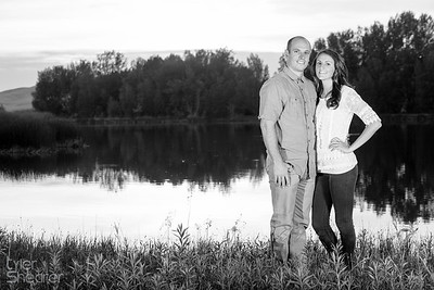 Tyler Shearer Photography Rhett and Shannon Engagement Rexburg Idaho  -2-3