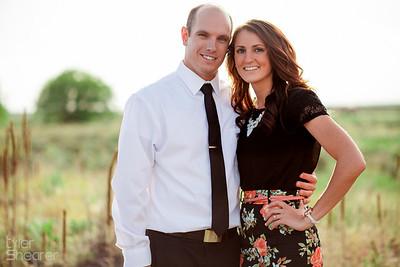 Tyler Shearer Photography Rhett and Shannon Engagement Rexburg Idaho  -1034