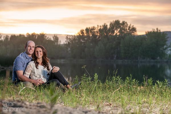 Tyler Shearer Photography Rhett and Shannon Engagement Rexburg Idaho  -2-5