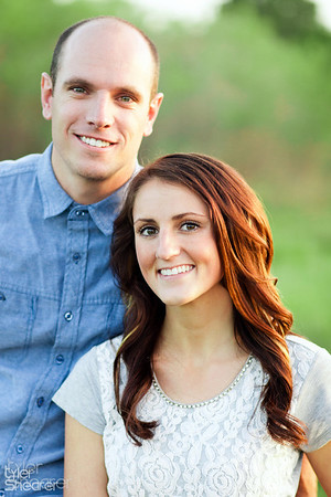 Tyler Shearer Photography Rhett and Shannon Engagement Rexburg Idaho  -