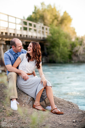 Tyler Shearer Photography Rhett and Shannon Engagement Rexburg Idaho  -2