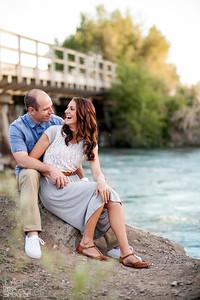 Tyler Shearer Photography Rhett and Shannon Engagement Rexburg Idaho  -2