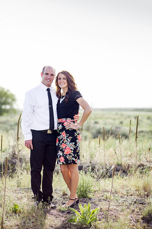 Tyler Shearer Photography Rhett and Shannon Engagement Rexburg Idaho  -1031