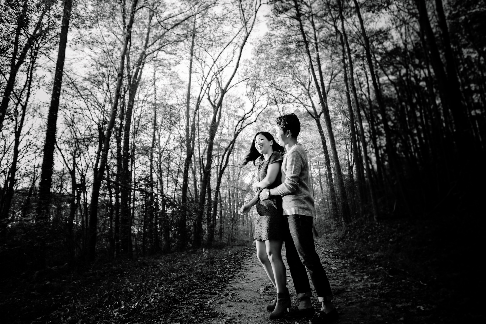 east bay engagement pictures