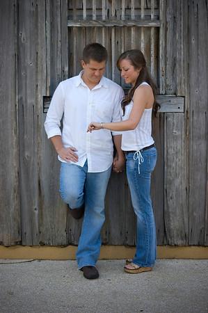 Christina and Blake