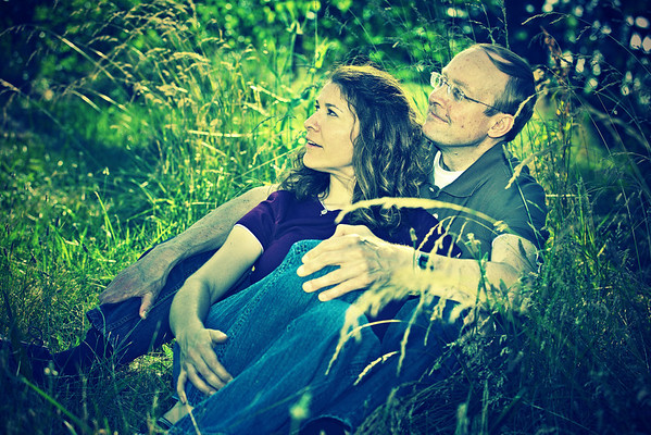 Engagement session with Jennifer Grossman and Andy Harris at the Shrine of Our Lady of Consolation in Carey, Ohio photographed Wednesday June 29, 2011. (© James D. DeCamp • http://OurDreamPhotos.com • 614-462-8027)