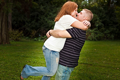 Engagement session with Cindi Coldren & Thomas Stokes photographed Sunday afternoon September 18, 2011 outside of the Columbus Zoo and at the O'Shaughnessy Dam in Dublin, Ohio. (© James D. DeCamp   http://OurDreamPhotos.com   614-367-6366)