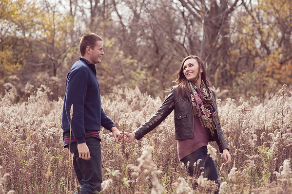 Erin and Chris   Engagement
