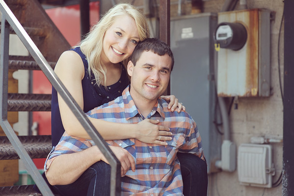 Abby and Tyler | Engagement