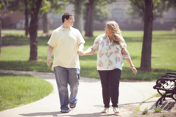 Jamie and Kevin   Engagement