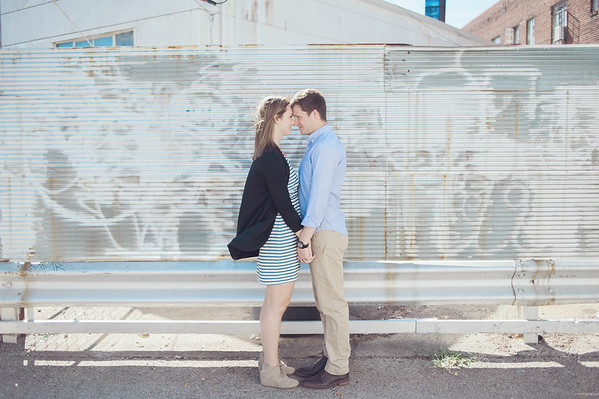 Ashley and Tanner | Engagement