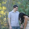 Hazel + Vaughn Engagement Session<br /> <br /> Arlington Garden, Pasadena, CA