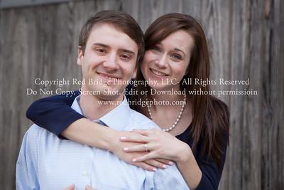 Adair & Justin: Engaged in Durham, NC
