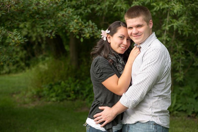 Adam and Daniella