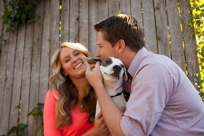 Allie & John {Engaged}