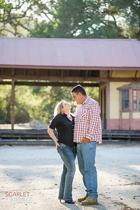 Los Angeles Engagement Photographer Paramount Ranch