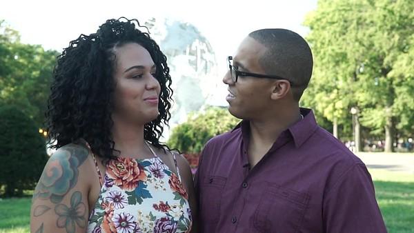 Amanda & Nathaniel's Engagement - Omar Lopez Photography Studios