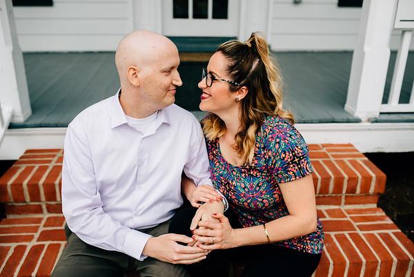 Amanda and Ian's Engagement