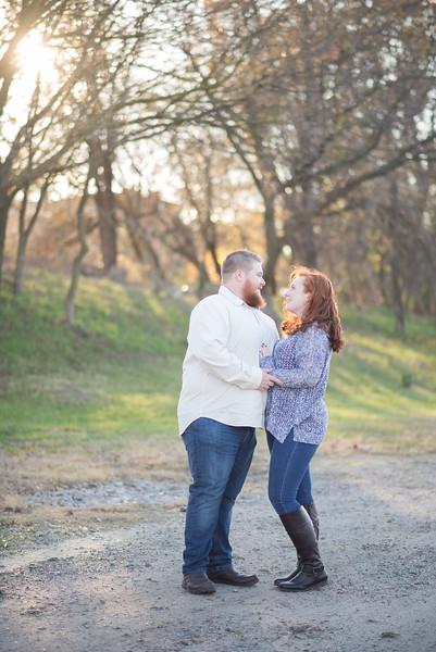 Amber - Engaged