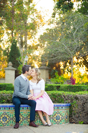 Amelia & Tim | Balboa Park