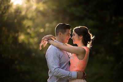 Anastasia & Kent's Engagement