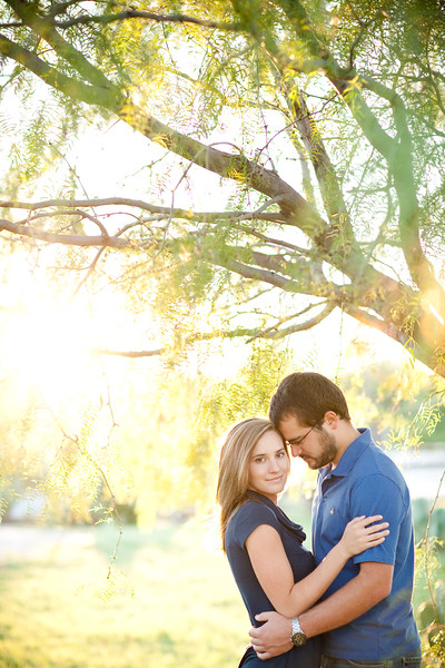 Annelise and Andrew Engagement