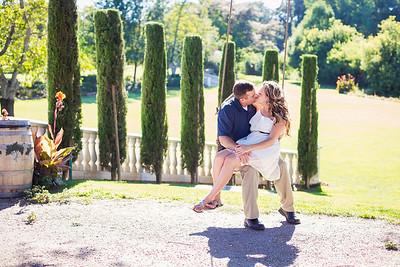 Anthony & Monse Engaged