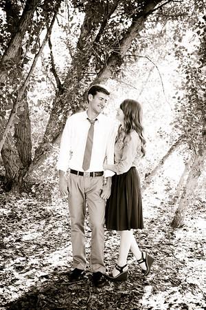 Ashlee and Weston Engagement