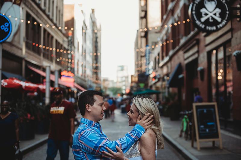Ashley & Drew's Engagement