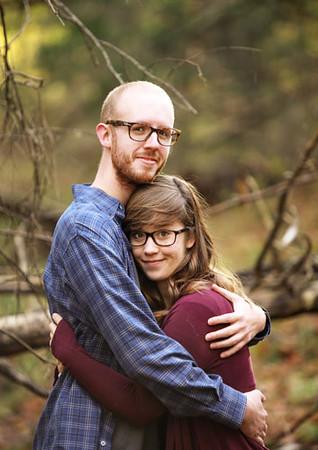 Audrey and John