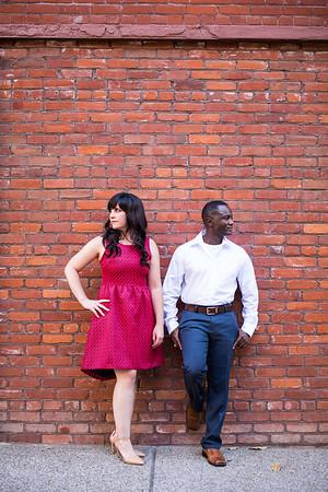 Bethany & Fabrice | Downtown San Diego