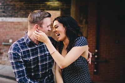 Brandon and Annalise | Engaged