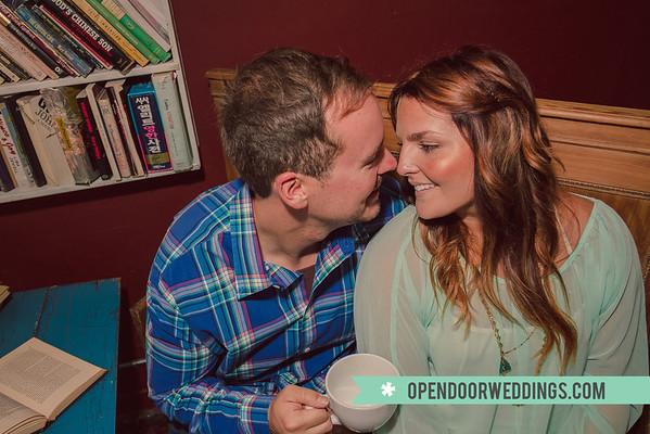 Brandon and Erin