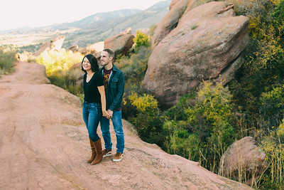 Bree and Ben Engagements