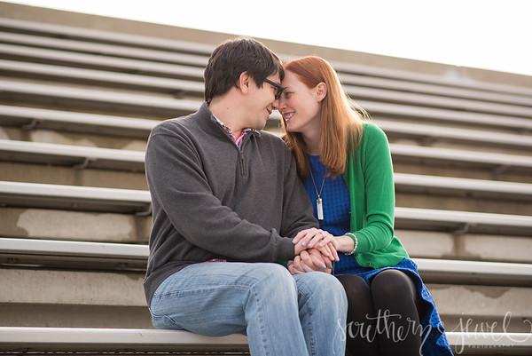 Brian and Sara Engagement