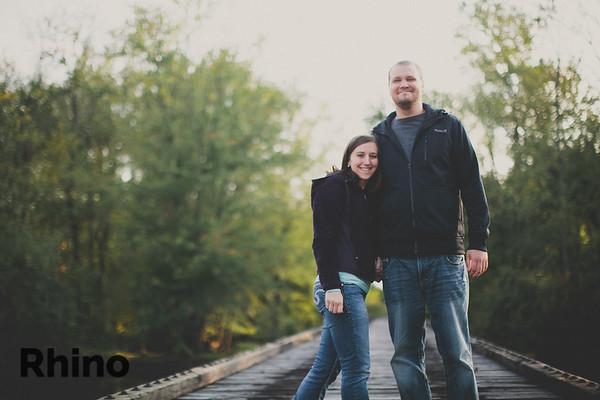2012-9-27 Brian & Sarah