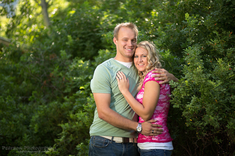 Brittanie and Daniel - Engagement photos