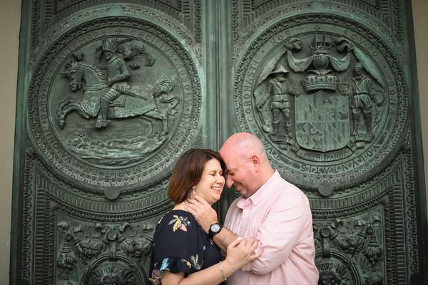 Bryan and Jennifer's Engagement
