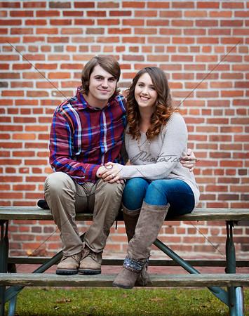 Carissa and Chris